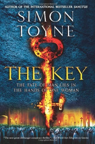 Simon Toyne The Key
