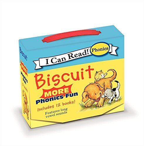 Alyssa Satin Capucilli Biscuit More Phonics Fun