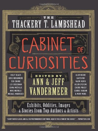 Ann Vandermeer Thackery T. Lambshead Cabinet Of Curiosities The