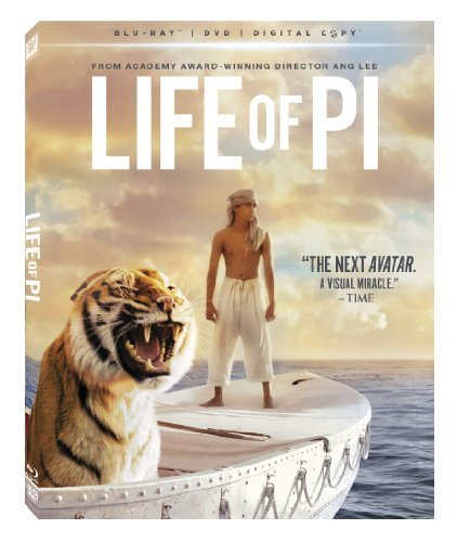Life Of Pi Life Of Pi Blu Ray DVD Dc Uv Pg Ws