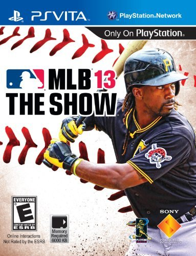 Psv Mlb 13 The Show Sony Computer Entertainme E