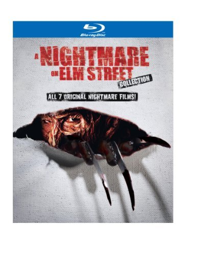 Nightmare On Elm Street Collection Blu Ray Ws Collection