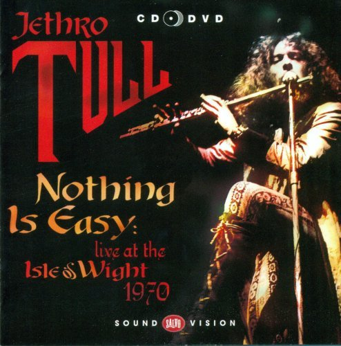 Jethro Tull Nothing Is Easy Live At The I Import Gbr Incl. DVD