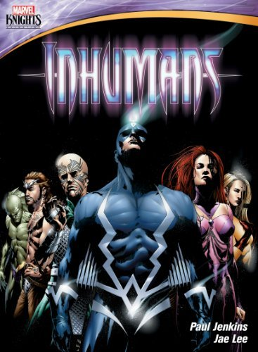 Marvel Knights Inhumans Marvel Knights Inhumans Nr