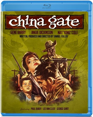 China Gate (1957) Barry Dickinson Cole Blu Ray Bw Aws Nr