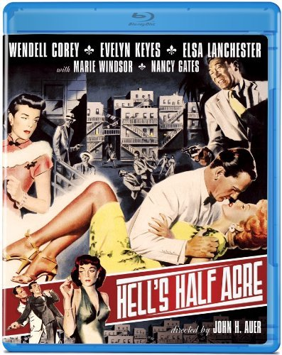 Hell's Half Acre (1954) Corey Keyes Lanchester Blu Ray Ws Bw Nr