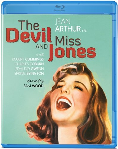 Devil & Miss Jones (1941) Arthur Cummings Coburn Blu Ray Ws Bw Nr