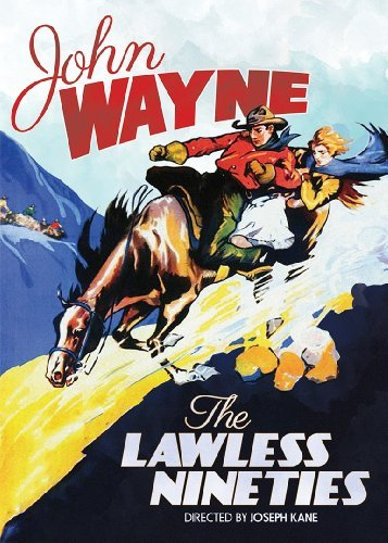 Lawless Nineties (1936) Wayne Rutherford Woods Bw Nr