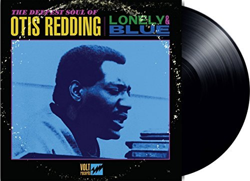 Otis Redding Lonely & Blue Deepest Soul Of
