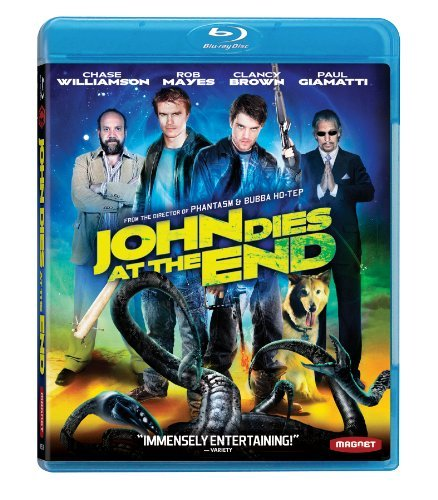 John Dies At The End Williamson Mayes Giamatti Blu Ray Ws R