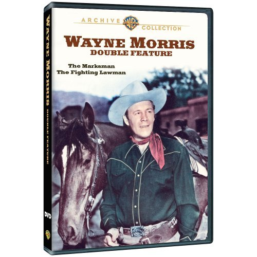 Wayne Morris Double Feature Morris Wayne Made On Demand Nr