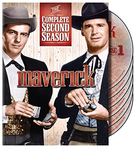 Maverick Season 2 DVD Nr