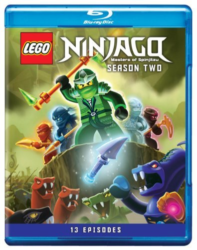 Lego Ninjago Masters Of Spinj Lego Ninjago Masters Of Spinj Season 2 Nr 2 Br