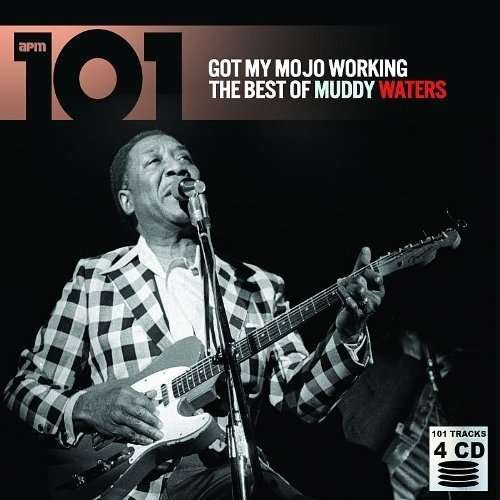 Muddy Water 101 Got My Mojo Working Best Import Gbr 4 CD