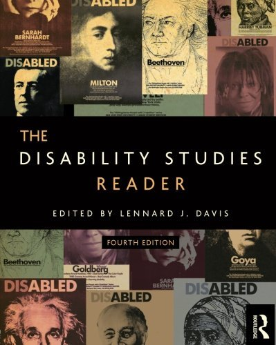 Lennard J. Davis The Disability Studies Reader 0004 Edition;revised