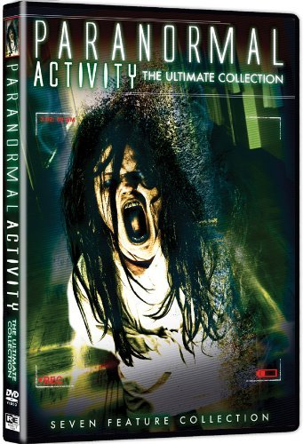 Paranormal Activity Ultimate Paranormal Activity Ultimate Ws Nr 2 DVD