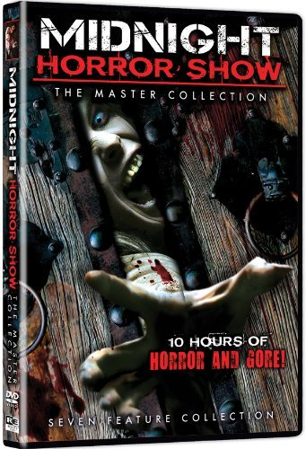 Midnight Horror Show Master C Midnight Horror Show Master C Ws Nr 2 DVD