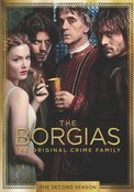Borgias Season 2 DVD