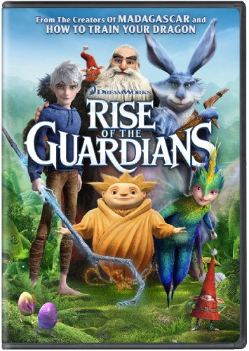 Rise Of The Guardians Rise Of The Guardians DVD Pg Ws