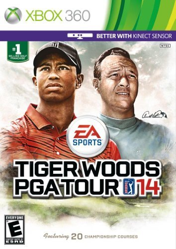Xbox 360 Tiger Woods Pga Tour 14 Electronic Arts E