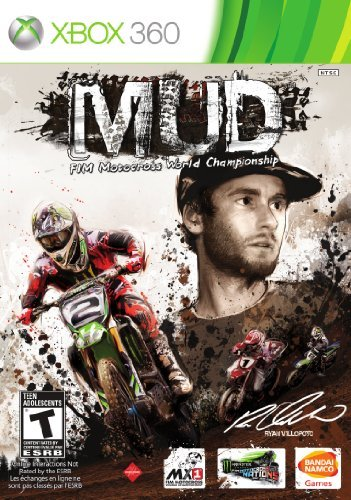 Xbox 360 Mud Fim Motorcross World Champ Namco Bandai Games Amer T
