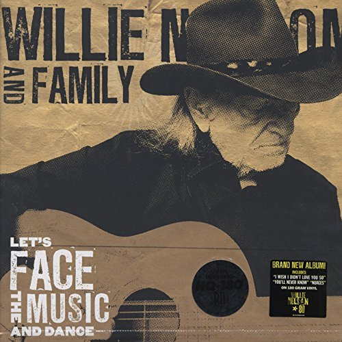 Willie Nelson Let's Face The Music & Dance