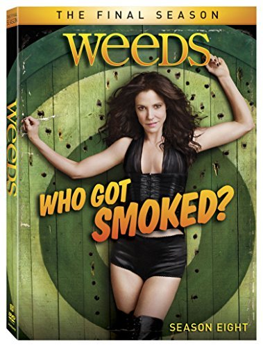 Weeds Season 8 DVD Nr