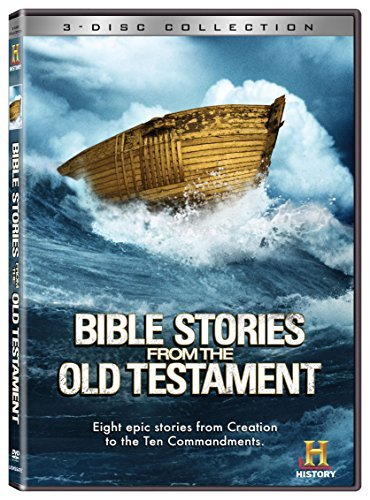 Bible Stories From The Old Tes Bible Stories From The Old Tes Tvpg 3 DVD