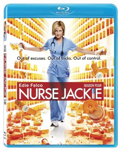 Nurse Jackie Season 4 Blu Ray Nr Ws