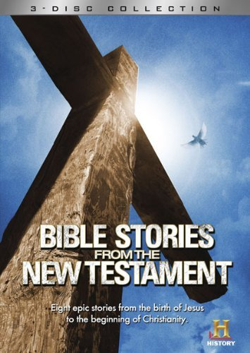 Bible Stories From The New Tes Bible Stories From The New Tes Tvpg 3 DVD
