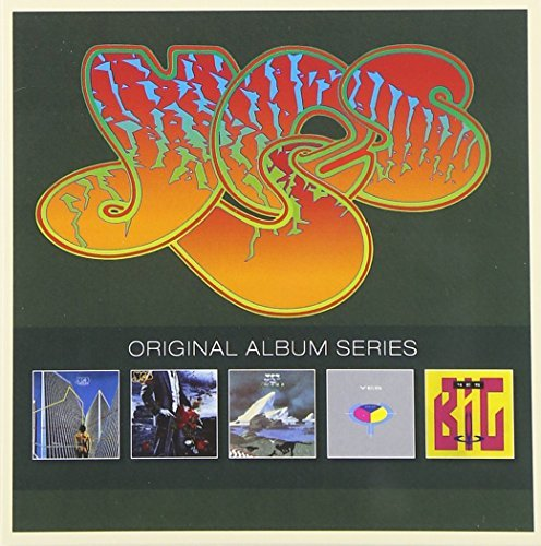Yes Original Album Series 5 CD