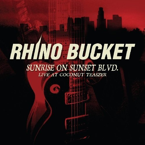 Rhino Bucket Sunrise On Sunset Blvd