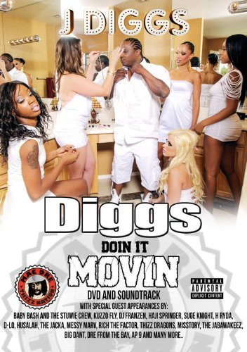 J Diggs Diggs Doin It Movin Explicit Version Incl. CD
