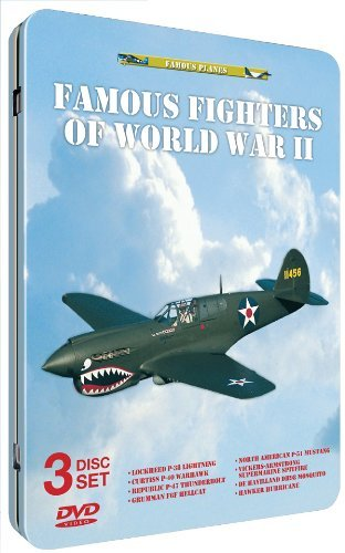 Famous Fighters Of Wwii Famous Fighters Of Wwii Nr 3 DVD