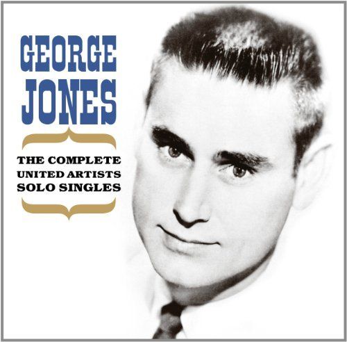 George Jones Complete United Artists Solo S
