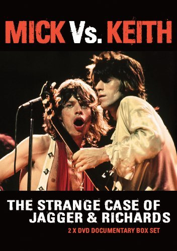 Rolling Stones Mick Vs. Keith The Strange Ca Nr