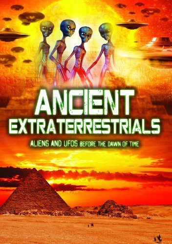 Aliens & Ufos Before The Dawn Ancient Extraterrestrials Nr