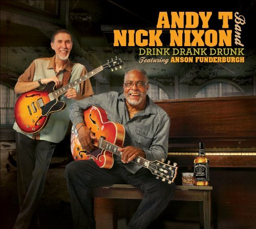 Andy & Nick Nixon T Band Drink Drank Drunk