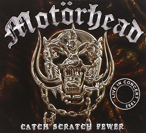 Motorhead Catch Scratch Fewer