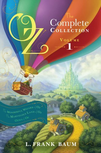 L. Frank Baum Oz The Complete Collection Volume 1 The Wonderful Wizard Of Oz The Marvelous Land Of