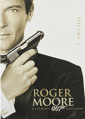 Vol. 1 007 Ultimate Edition Moore Roger Ws Nr 3 DVD