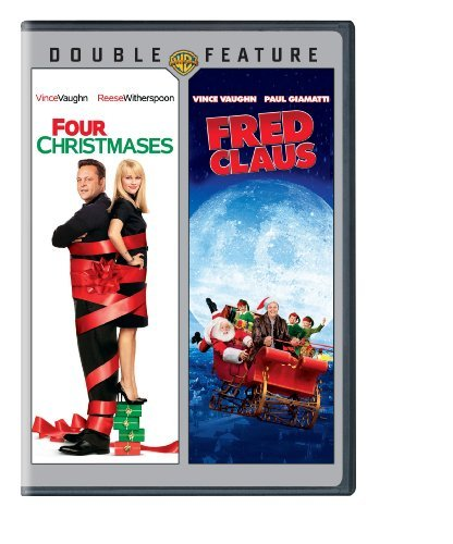 Fred Claus Four Christmases Fred Claus Four Christmases Nr 2 DVD