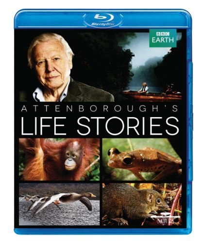 David Attenborough Life Stories David Attenborough Life Stori Blu Ray Ws Nr 2 Br