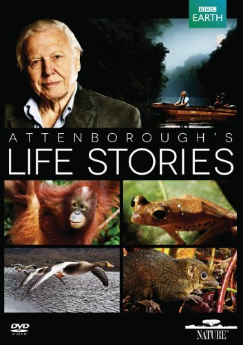 David Attenborough Life Stori David Attenborough Life Stori Nr 2 DVD