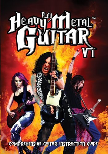 Vol. 1 Play Heavy Metal Guitar Ws Nr