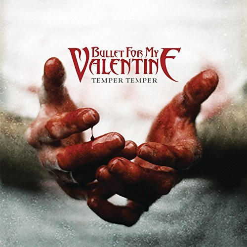 Bullet For My Valentine Temper Temper Deluxe Edition