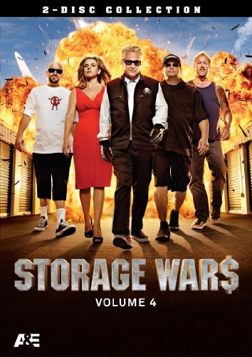 Storage Wars Storage Wars Vol. 4 Nr 2 DVD
