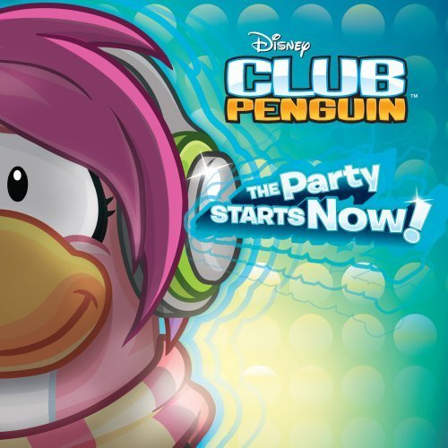 Club Penguin Party Starts Now!