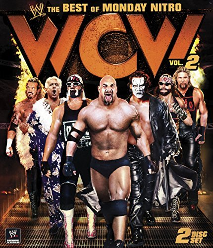 Wwe Best Of Wcw Monday Nitro Volume 2 Blu Ray Tvpg