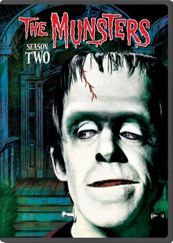 Munsters Season 2 Nr 6 DVD